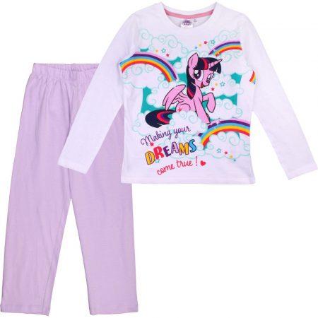 Twilight Sparkle fehér-levendula pizsama