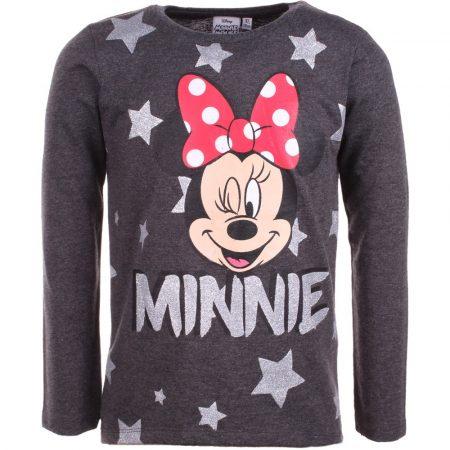 Minnie csillagos grafit felső