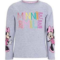 Minnie Smile szürke felső