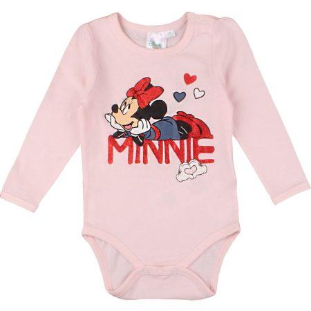 Minnie rózsaszín body