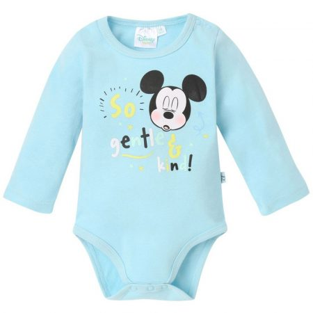 Mickey so gentle türkiz body