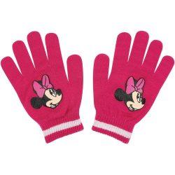 Minnie pink kesztyű