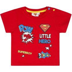 Superman piros póló
