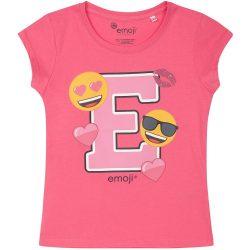 Emoji pink felső