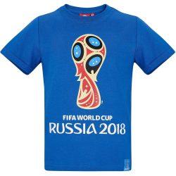 FIFA World Cup 2018 kék póló