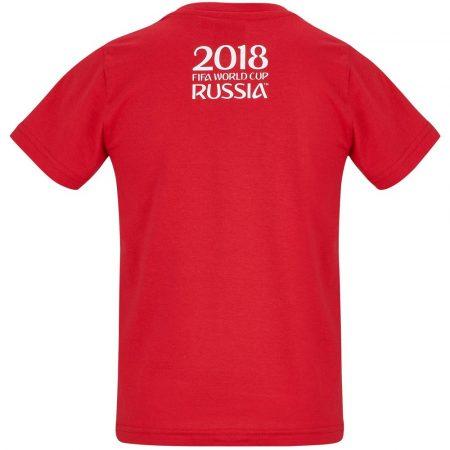 FIFA World Cup 2018 piros póló