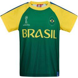 Brasil zöld mez