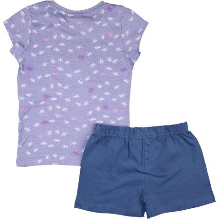 Elsa lila-éjkék pizsama