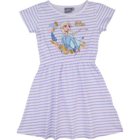 Elsa lilacsíkos ruha
