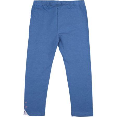Jégvarázs kék 7/8-os leggings