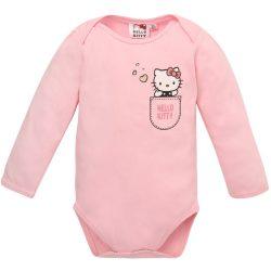 Hello Kitty rózsaszín body
