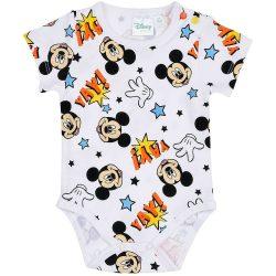 Mickey fehér body