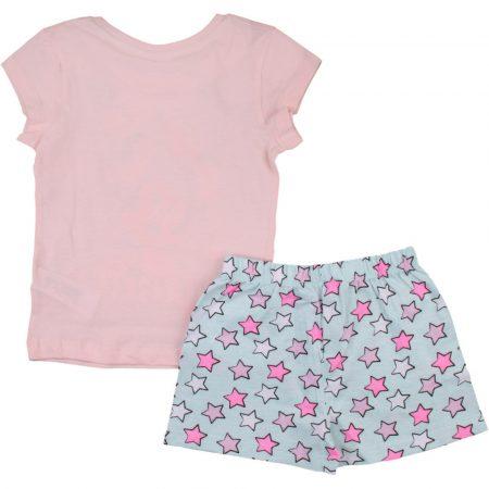 Minnie púder-csillagos pizsama