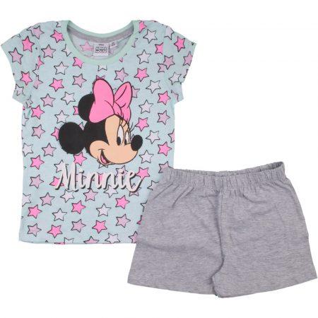 Minnie csillagos-szürke pizsama