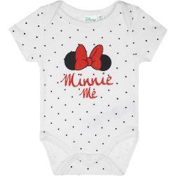 Minnie fehér body