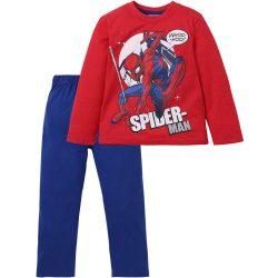 Pókember piros- kék pizsama