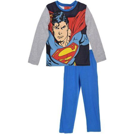 Superman szürke-türkiz pizsama
