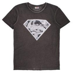 Superman férfi grafit póló