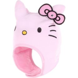 Hello Kitty puncs polár sapka