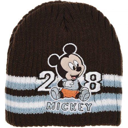 Mickey barna sapka
