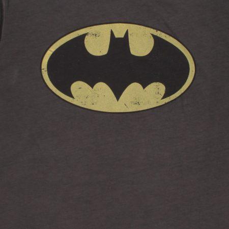 Batman férfi grafit batikolt póló