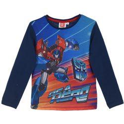 Transformers be a hero kék felső