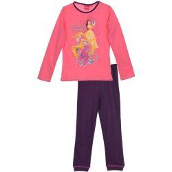 Hercegnők rózsaszín-lila pizsama
