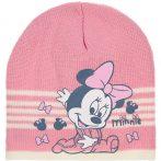 Minnie rózsaszín sapka