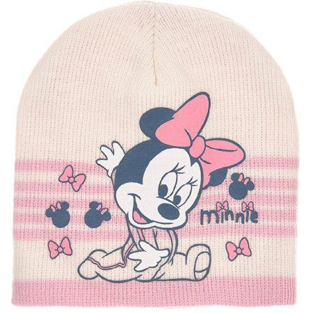 Minnie törtfehér sapka