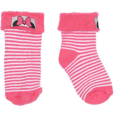 Minnie pink zokni