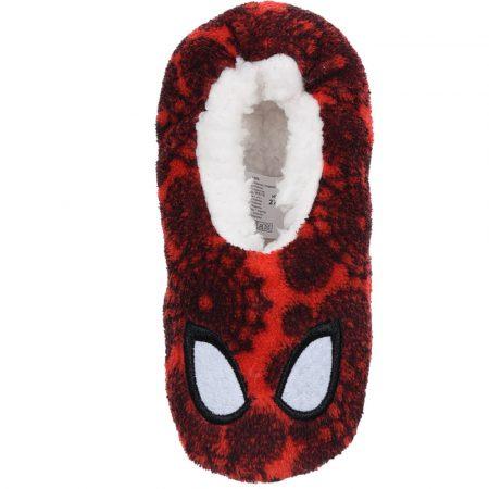 Pókember piros polár mamusz