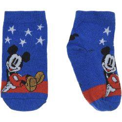 Mickey sötétkék zokni
