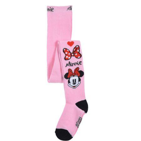 Minnie rózsaszín harisnya