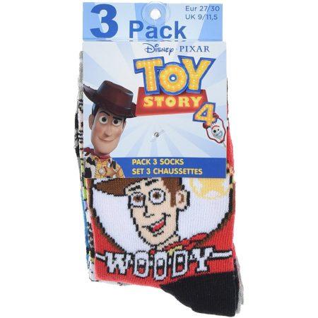 Toy story zokni szett