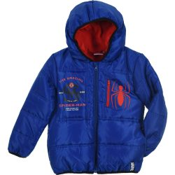 Pókember kék kabát