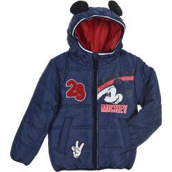 Mickey kék kabát