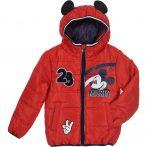 Mickey piros kabát