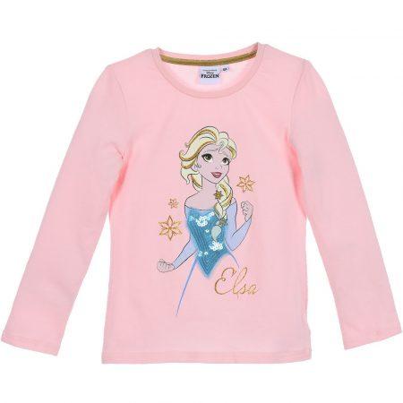 Elsa rózsaszín szett
