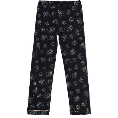 Csingiling puncs-fekete pizsama