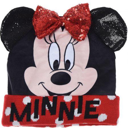 Minnie fekete sapka