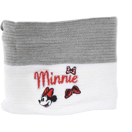 Minnie szürke-fehér csősál