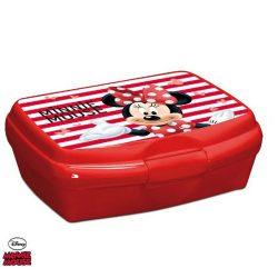 Minnie uzsonnás doboz