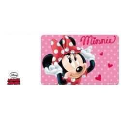 Minnie pöttyös 3D tányéralátét