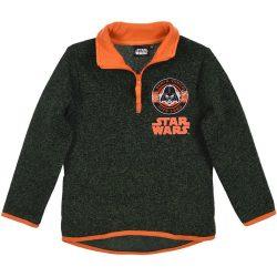 Star Wars narancs-sötétzöld pulóver