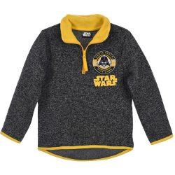 Star Wars sárga-grafit pulóver