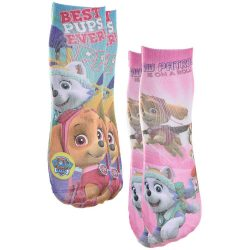 Mancs őrjárat türkiz-rózsaszín zokni szett