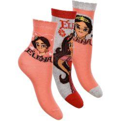 Elena lazac-szürke zokni szett