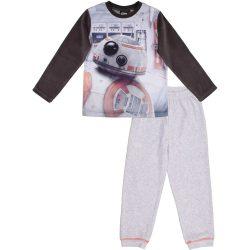 BB8 grafit-szürke plüss pizsama