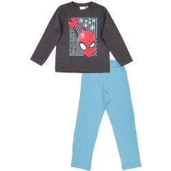 Spiderman my hero grafit-türkiz pizsama