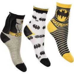 Batman zokni szett